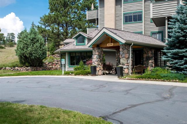 31719 Rocky Village Drive #114, Evergreen, CO 80439 (#7687980) :: The City and Mountains Group