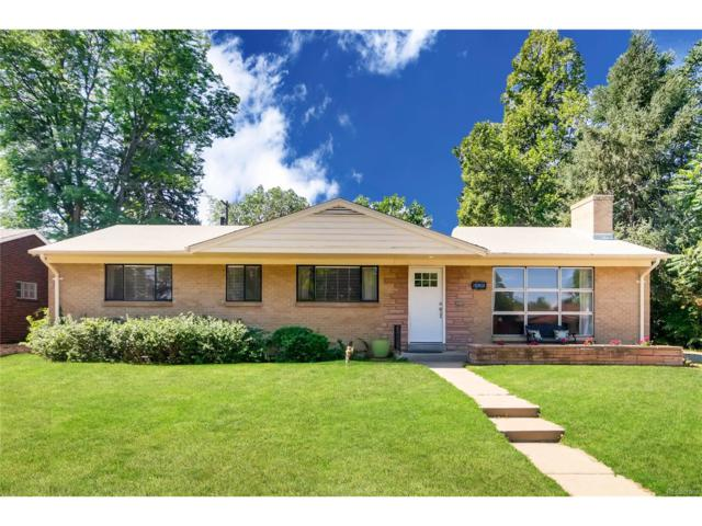8420 Meadowlark Drive, Lakewood, CO 80226 (MLS #7688193) :: 8z Real Estate