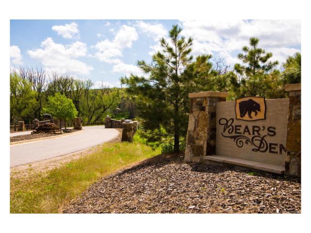 Lot 20 Bears Den Drive, Sedalia, CO 80135 (MLS #7688464) :: 8z Real Estate