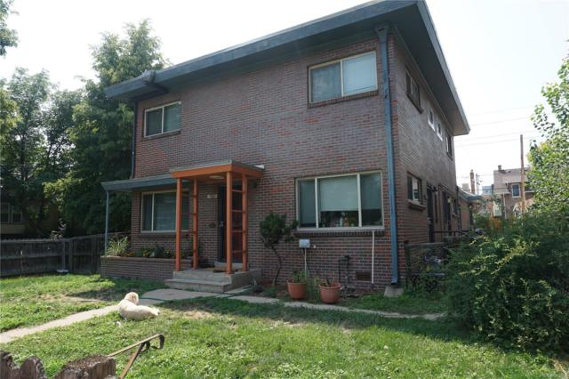 1301 Monroe Street, Denver, CO 80206 (#7688647) :: Wisdom Real Estate