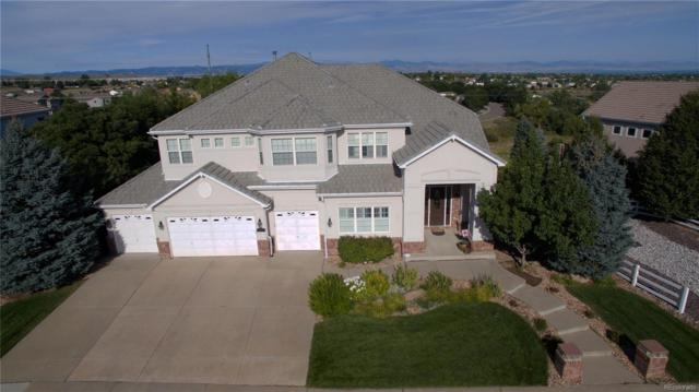 10591 Lieter Place, Lone Tree, CO 80124 (#7688735) :: Colorado Home Finder Realty