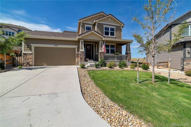 13774 Wickfield Place, Parker, CO 80134 (#7688858) :: The HomeSmiths Team - Keller Williams