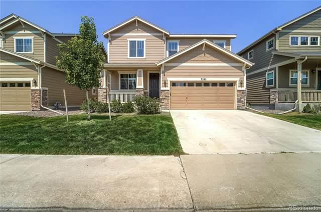 3525 E 140th Place, Thornton, CO 80602 (MLS #7688865) :: Stephanie Kolesar
