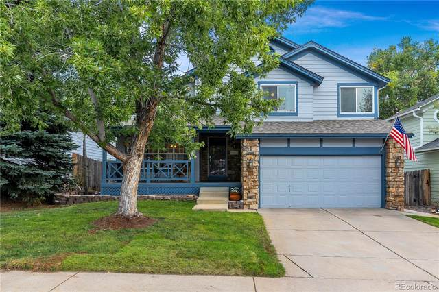 5430 S Cathay Way, Centennial, CO 80015 (#7688964) :: Kimberly Austin Properties