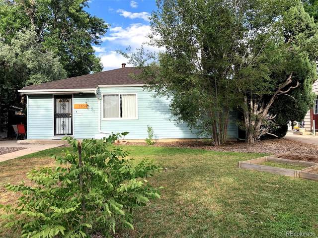 1108 Roslyn Street, Denver, CO 80220 (#7689252) :: HomeSmart