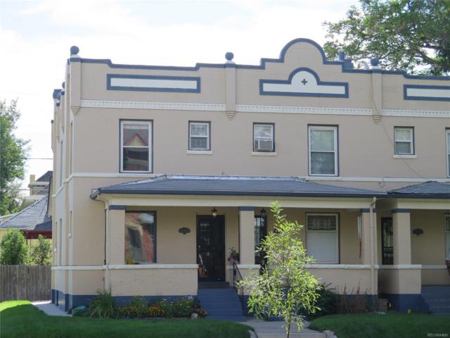 2260 Downing Street, Denver, CO 80205 (MLS #7689770) :: 8z Real Estate
