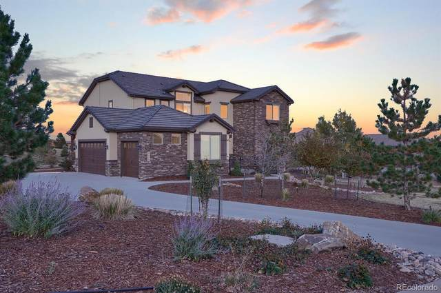 4675 Bandera Place, Parker, CO 80134 (#7690207) :: The Healey Group