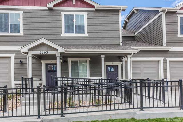 3503 Big Ben Drive D, Fort Collins, CO 80526 (MLS #7690236) :: 8z Real Estate