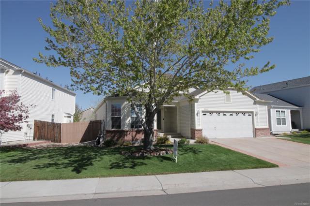 22413 E Dorado Drive, Aurora, CO 80015 (#7690558) :: Colorado Team Real Estate