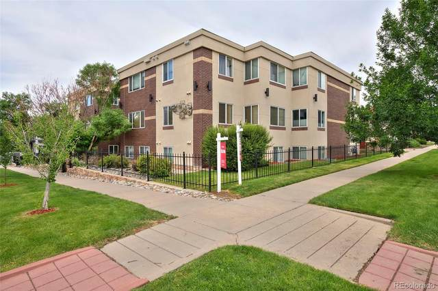 2345 Clay Street #202, Denver, CO 80211 (MLS #7690840) :: Bliss Realty Group