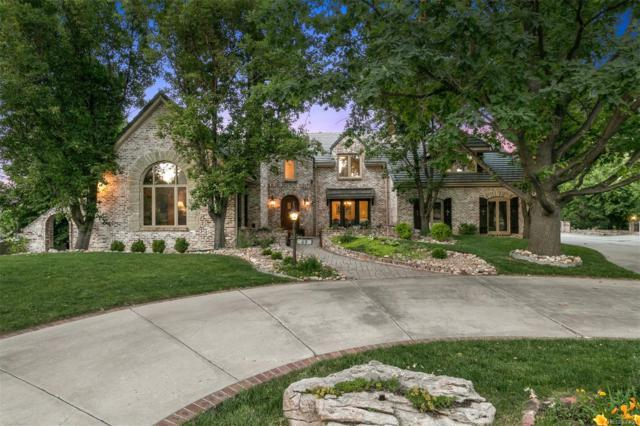 40 Glenmoor Drive, Cherry Hills Village, CO 80113 (#7691260) :: The City and Mountains Group