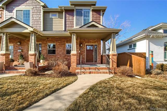 1665 S Sherman Street, Denver, CO 80210 (#7691340) :: The Scott Futa Home Team