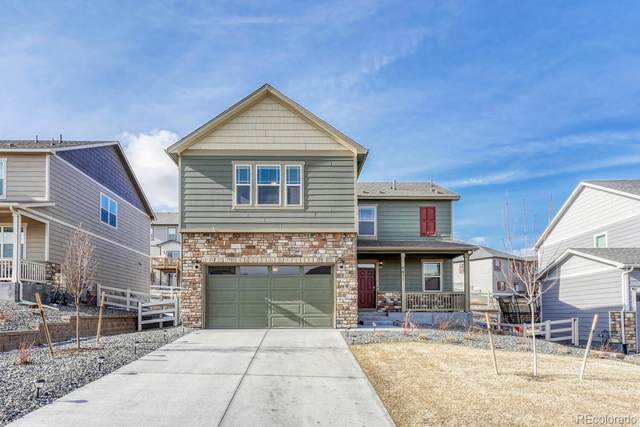5871 High Timber Circle, Castle Rock, CO 80104 (#7692293) :: Hudson Stonegate Team