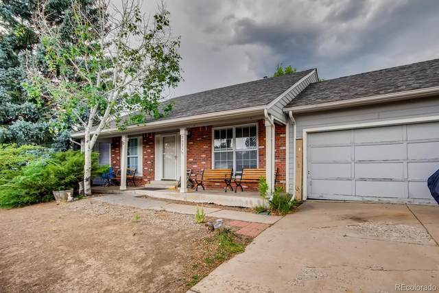 7671 S Jellison Street, Littleton, CO 80127 (#7692426) :: Peak Properties Group