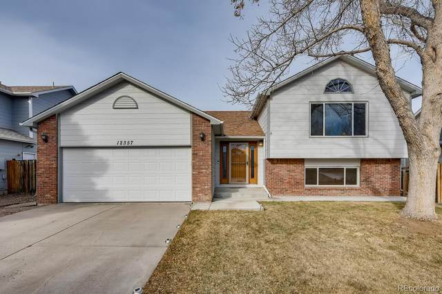 12357 W Aqueduct Drive, Littleton, CO 80127 (MLS #7692695) :: 8z Real Estate