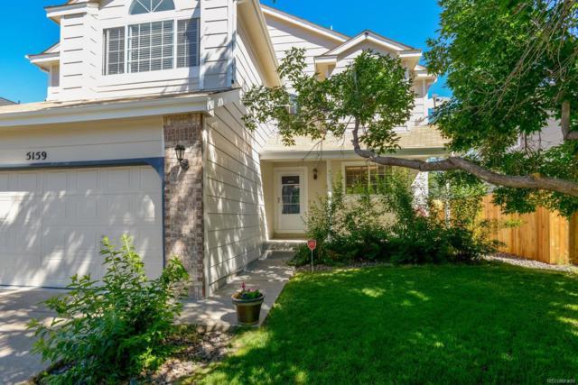 5159 E Crestone Avenue, Castle Rock, CO 80104 (#7692860) :: Bring Home Denver