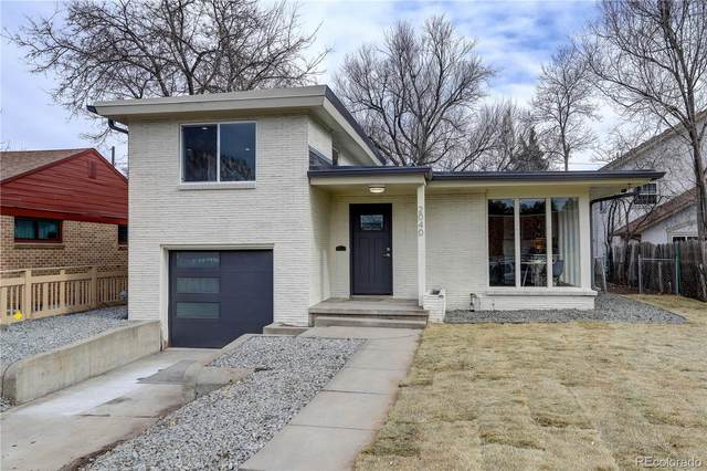 2040 Niagara Street, Denver, CO 80207 (#7692943) :: The Griffith Home Team