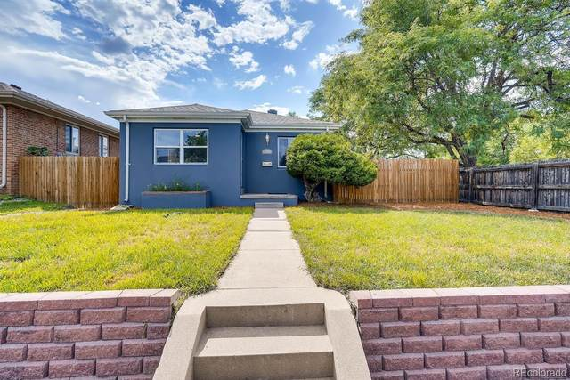 3089 Bellaire Street, Denver, CO 80207 (#7693125) :: The Heyl Group at Keller Williams