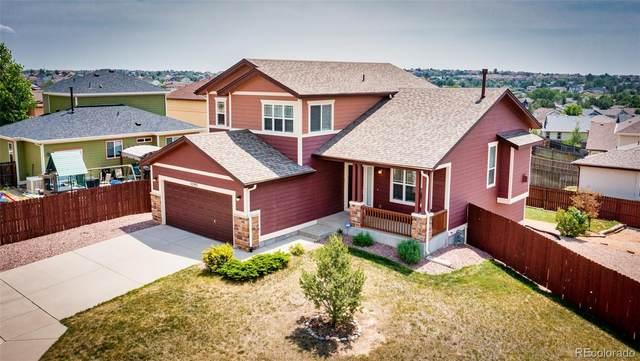 5295 Ferrari Drive, Colorado Springs, CO 80922 (MLS #7693315) :: Keller Williams Realty