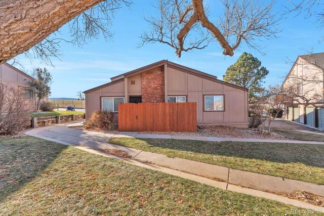 7700 W Glasgow Place 2D, Littleton, CO 80128 (#7693533) :: The DeGrood Team