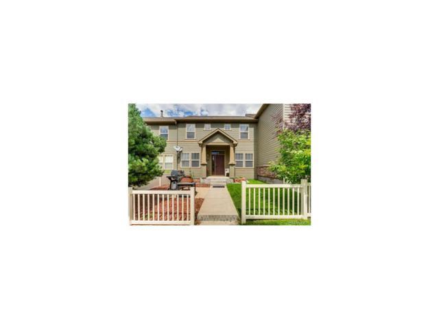 3791 Windriver Trail, Castle Rock, CO 80109 (MLS #7693647) :: 8z Real Estate