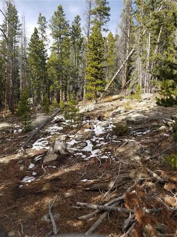 Vacant Land, Idaho Springs, CO 80452 (#7693738) :: Berkshire Hathaway Elevated Living Real Estate