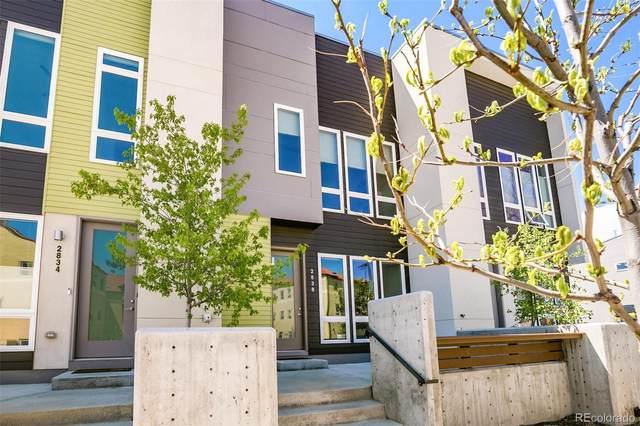 2838 W Parkside Place, Denver, CO 80221 (MLS #7693822) :: Stephanie Kolesar