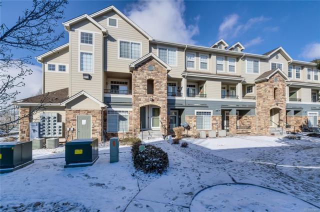 479 Black Feather Loop #311, Castle Rock, CO 80104 (#7695749) :: 5281 Exclusive Homes Realty