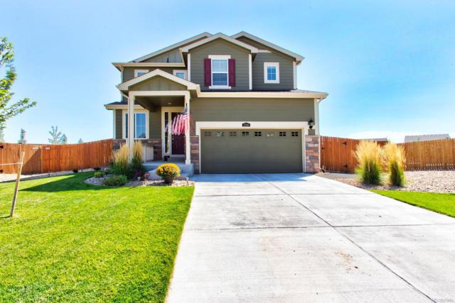 2590 E 160th Place, Thornton, CO 80602 (MLS #7695768) :: Kittle Real Estate