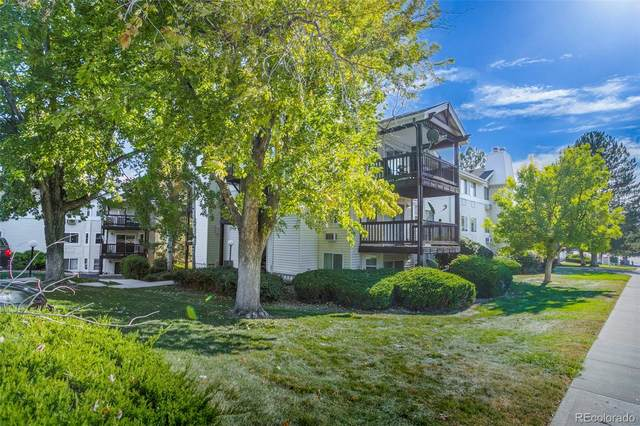 17505 E Mansfield Avenue 1431R, Aurora, CO 80013 (#7695822) :: The Griffith Home Team