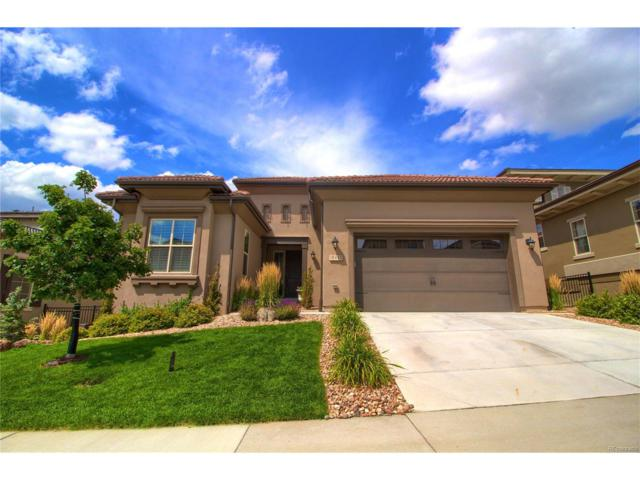 10455 Montecito Drive, Lone Tree, CO 80124 (#7696179) :: Structure CO Group