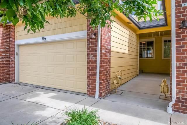 2855 Rock Creek Circle #306, Superior, CO 80027 (MLS #7696573) :: 8z Real Estate