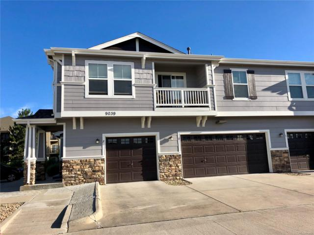 9039 Apache Plume Drive F, Parker, CO 80134 (#7696618) :: The HomeSmiths Team - Keller Williams
