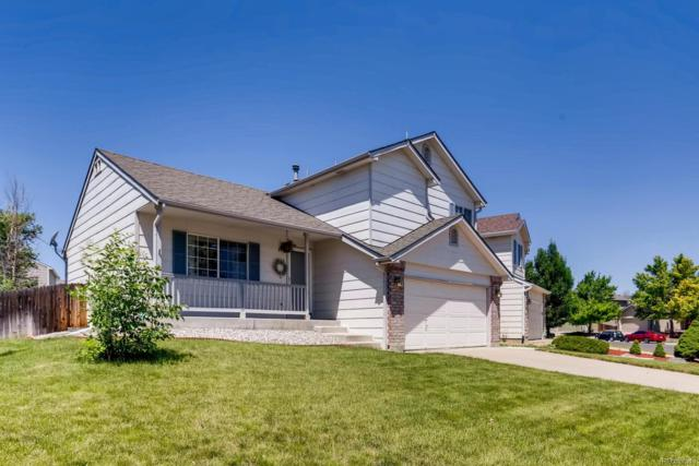 4333 S Halifax Street, Centennial, CO 80015 (MLS #7696702) :: 8z Real Estate