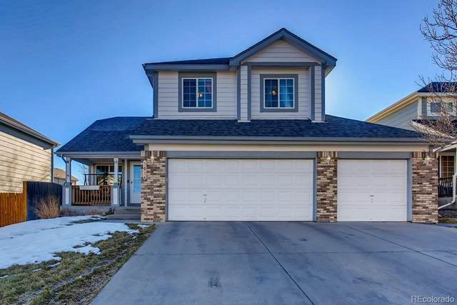 5654 S Zante Circle, Aurora, CO 80015 (#7696979) :: The Healey Group
