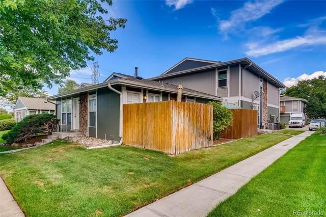 9901 E Evans Avenue 21C, Denver, CO 80247 (#7697691) :: The FI Team