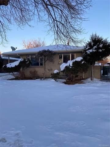 1732 Florence Street, Aurora, CO 80010 (#7698441) :: The Peak Properties Group