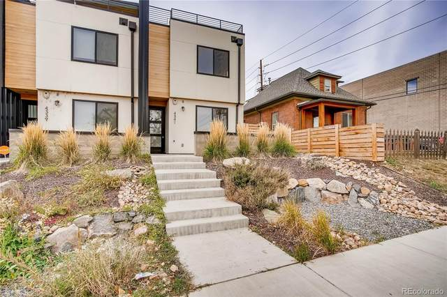 4341 Kalamath Street, Denver, CO 80211 (#7698555) :: Peak Properties Group