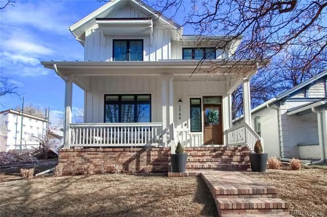 1744 S Pennsylvania Street, Denver, CO 80210 (#7698591) :: HergGroup Denver
