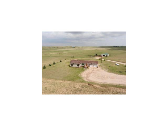 27580 Rainbow Circle, Elizabeth, CO 80107 (MLS #7698891) :: 8z Real Estate