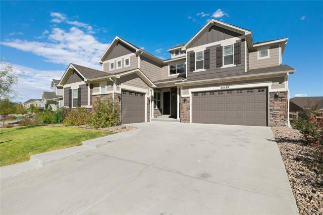 23539 E Swallow Circle, Aurora, CO 80016 (#7699045) :: The City and Mountains Group