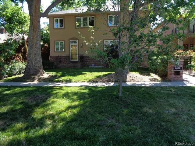2060 S Clayton Street, Denver, CO 80210 (#7699261) :: The Gilbert Group