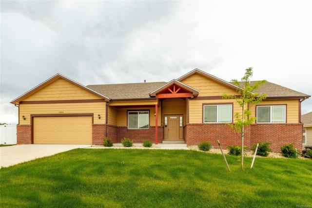 6034 W 8th Street, Greeley, CO 80634 (#7699688) :: The Peak Properties Group