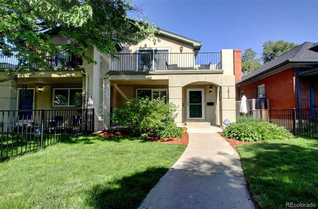 1652 S Logan Street, Denver, CO 80210 (MLS #7699799) :: Find Colorado
