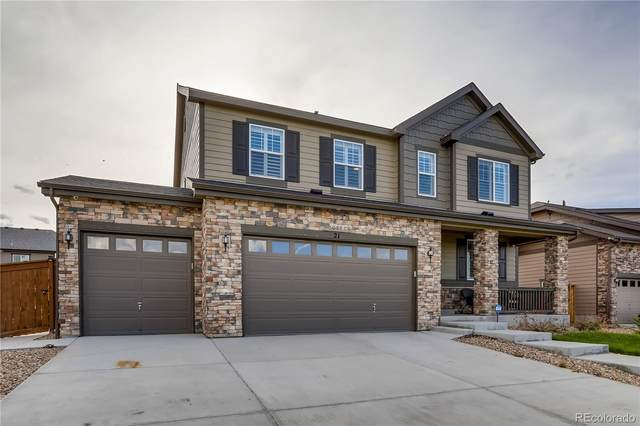 21 N Jamestown Way, Aurora, CO 80018 (#7699833) :: Mile High Luxury Real Estate