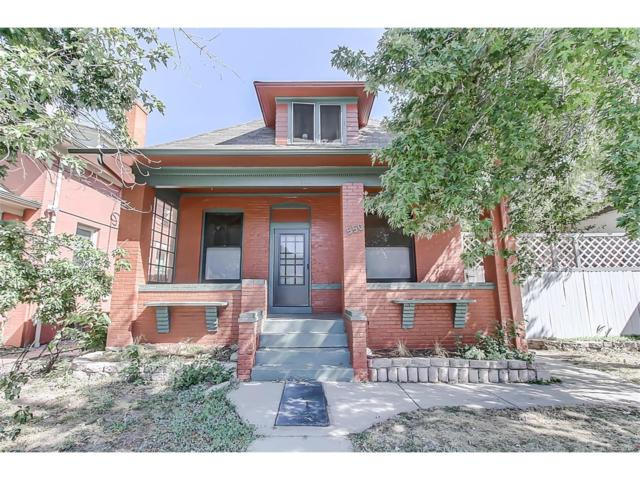 550 S Lincoln Street, Denver, CO 80209 (#7700079) :: The Pete Cook Home Group