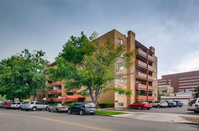 625 N Pennsylvania Street #610, Denver, CO 80203 (#7700284) :: The HomeSmiths Team - Keller Williams