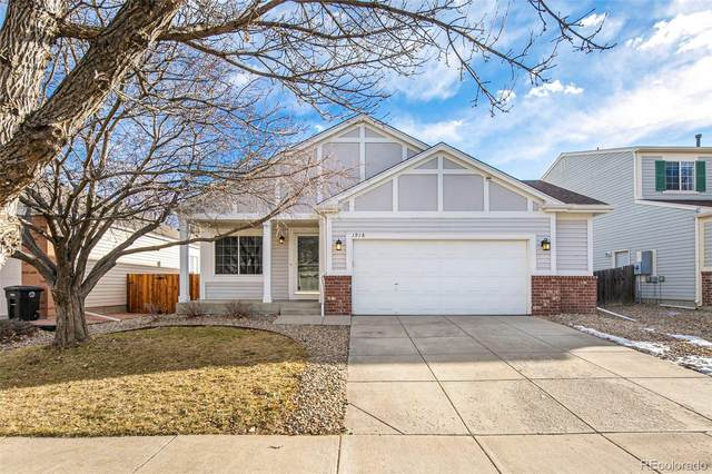 1918 Clover Creek Drive, Longmont, CO 80503 (#7700805) :: The Healey Group