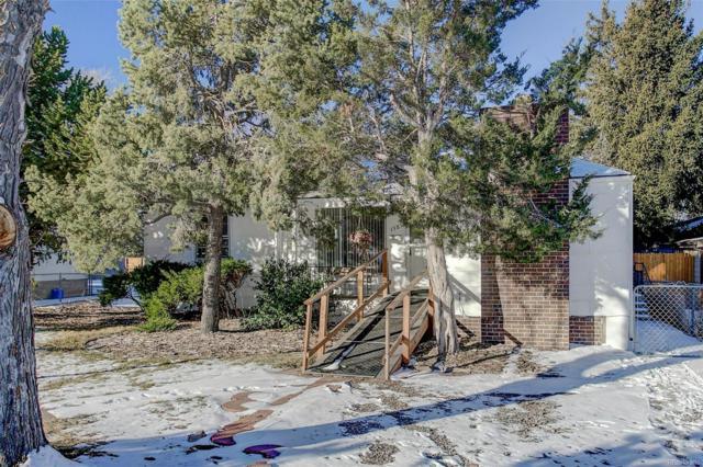 1989 Moline Street, Aurora, CO 80010 (#7700965) :: The Peak Properties Group