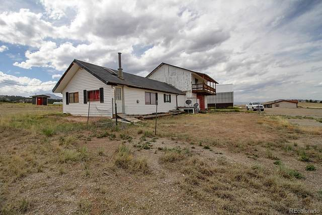 100 W Hwy 24, Hartsel, CO 80449 (#7701038) :: The Artisan Group at Keller Williams Premier Realty